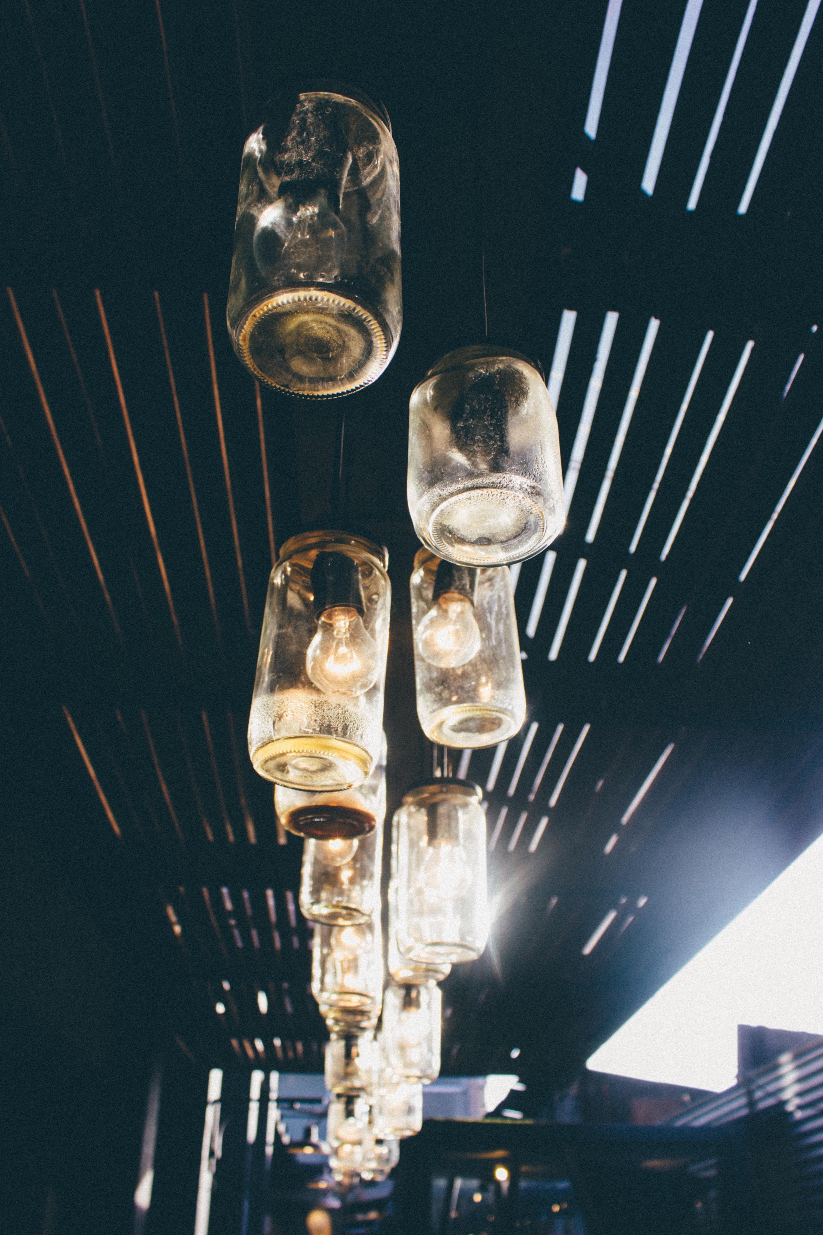 light bulb vertical